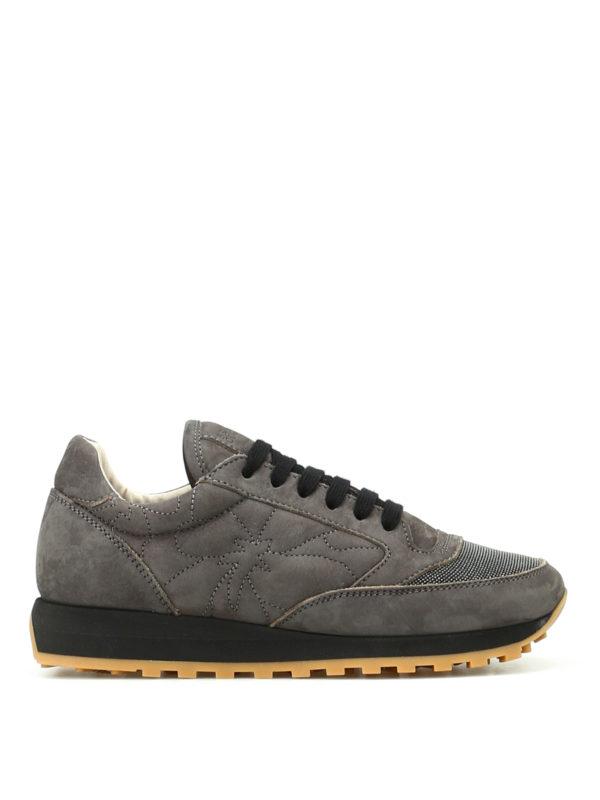 Brunello Cucinelli: Sneaker - Sneaker - Einfarbig
