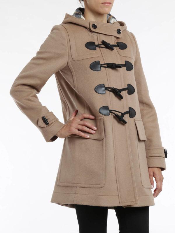 Burberry Brit buy online Finsdale wool duffle coat