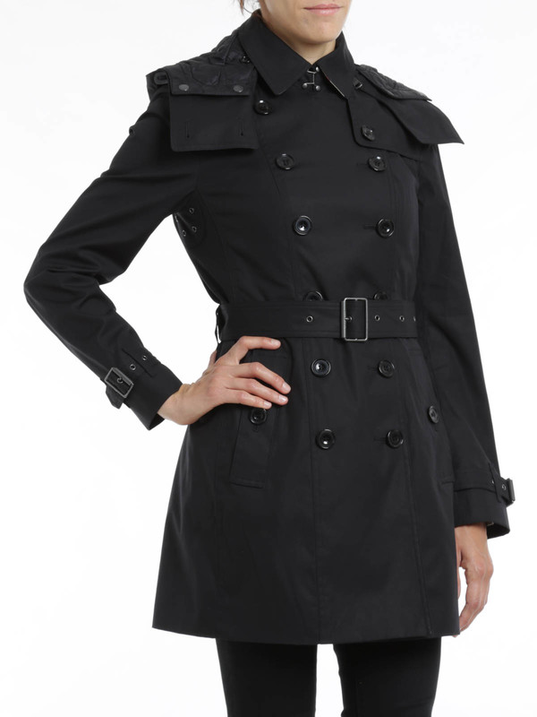 Burberry Brit buy online Reymoore Double breasted trench