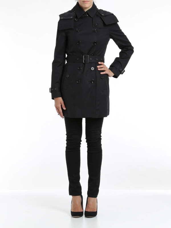Burberry Brit: trench coats online - Reymoore Double breasted trench
