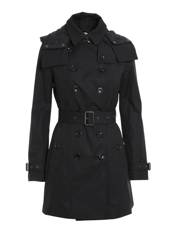 Burberry Brit: trench coats - Reymoore Double breasted trench