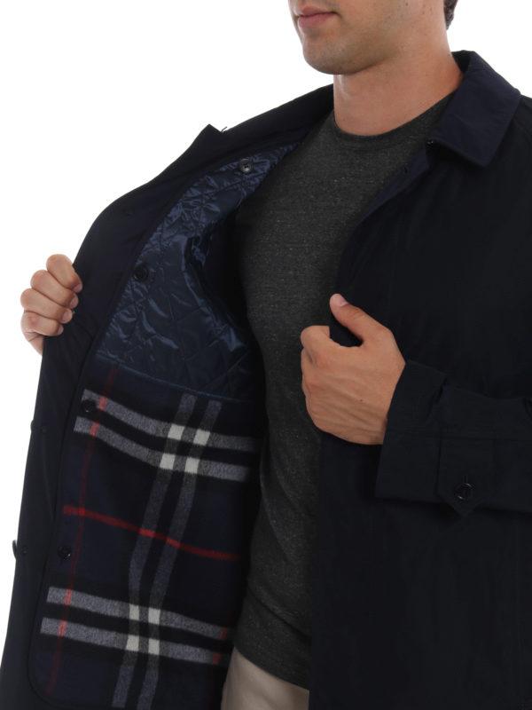 BURBERRY buy online Trenchcoat - Dunkelblau