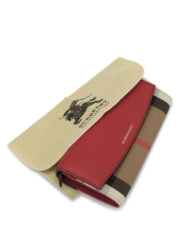 Burberry buy online Porter wallet