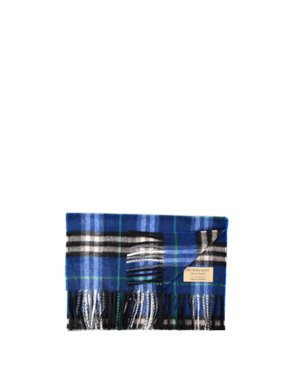 BURBERRY: Bufandas y pañuelos - Bufanda - Castleford