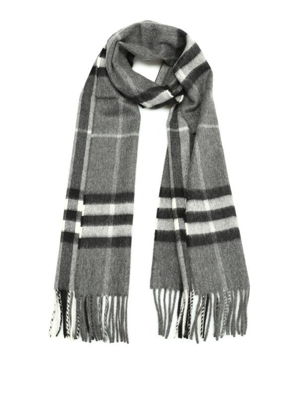 Burberry Schal Fur Damen Grau Schals 3994207 Ikrix Shop Online