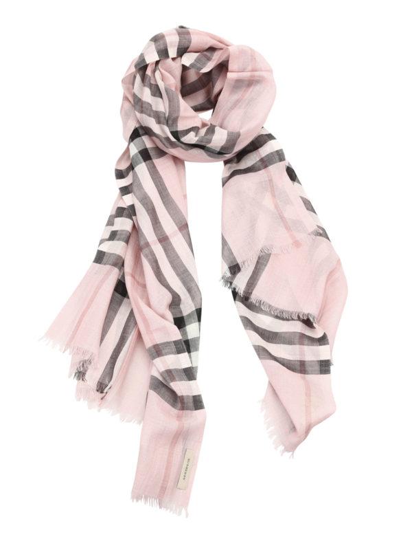 Burberry Schal Fur Damen Pink Schals 4001363 Ikrix Shop Online