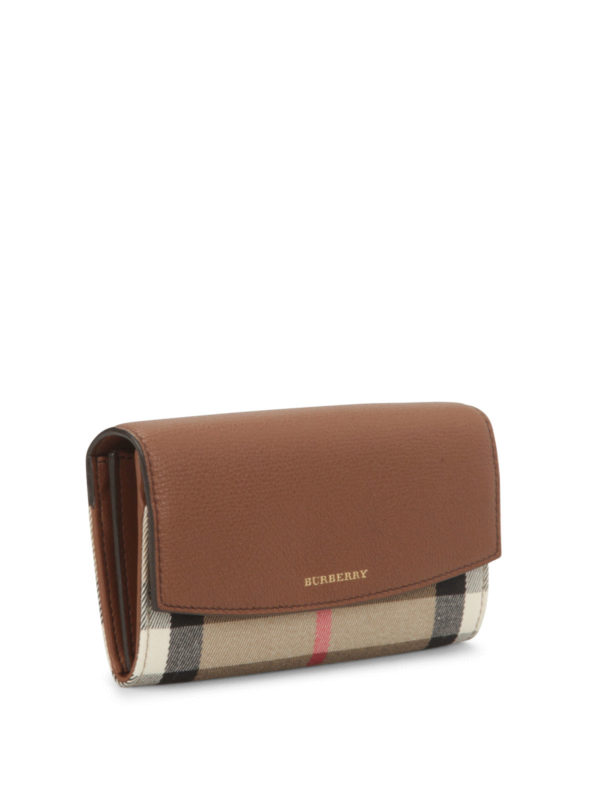 Burberry: wallets & purses online - Porter wallet