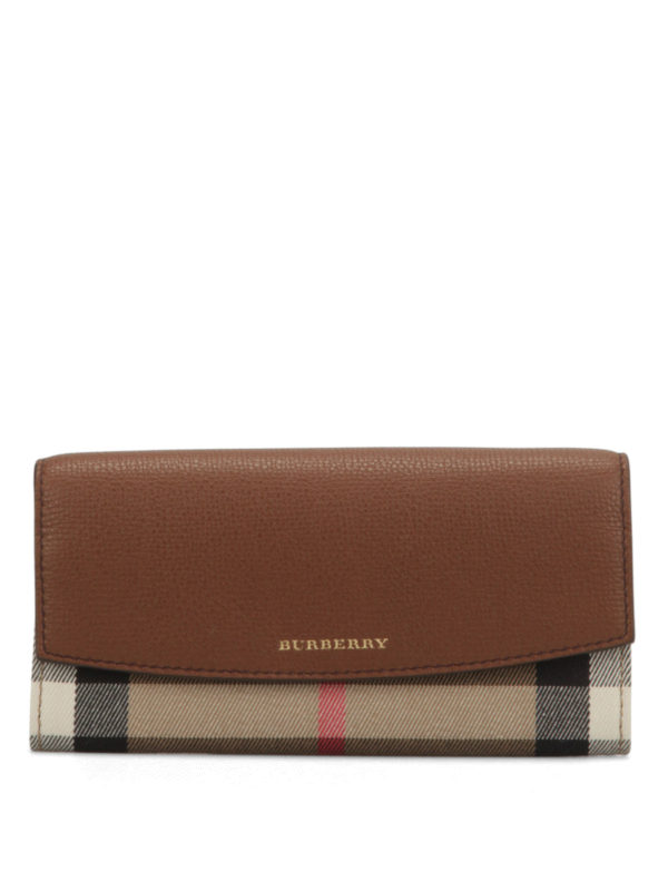 Burberry: wallets & purses - Porter wallet