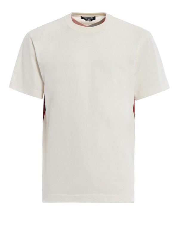 CALVIN KLEIN: T-shirts - T-Shirt - Weiß