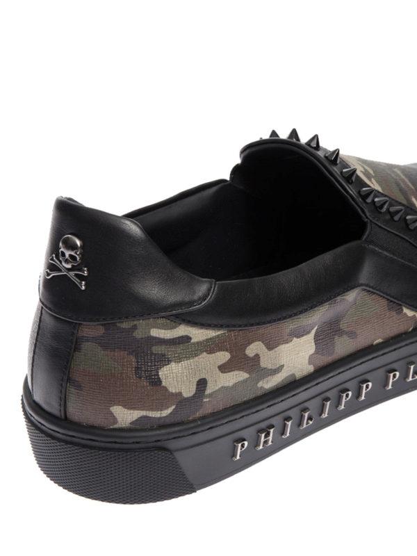 Slippers - Gemustert shop online: PHILIPP PLEIN