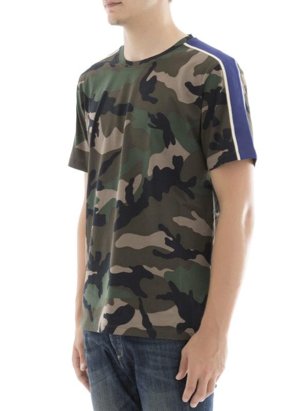 T-Shirt - Grün shop online: Valentino