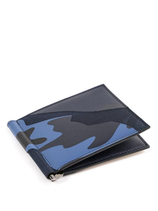 Portemonnaie - Blau shop online: VALENTINO GARAVANI