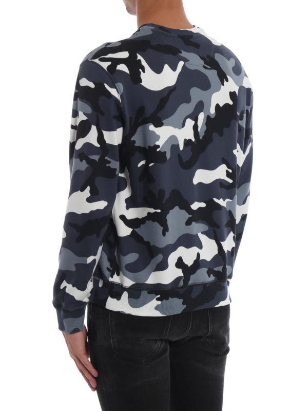 Sweatshirt - Gemustert shop online: VALENTINO