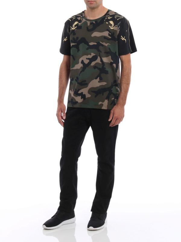 T-Shirt - Bunt shop online: VALENTINO