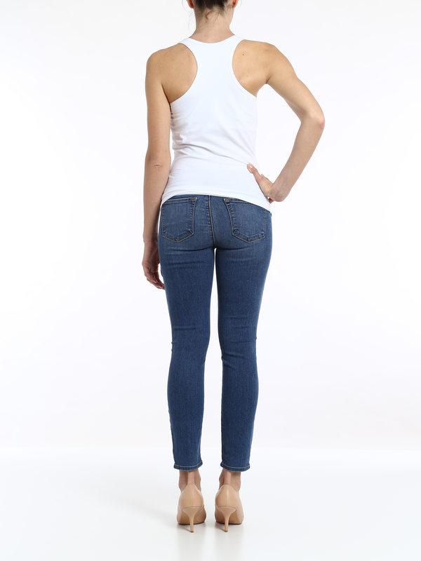 Capri jeans shop online: J Brand