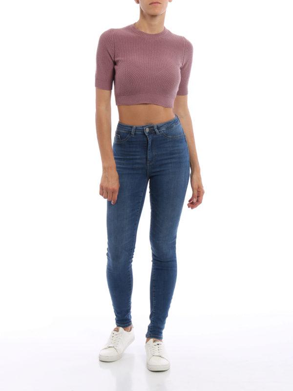 Rundhalspullover - Slim Fit shop online: VALENTINO