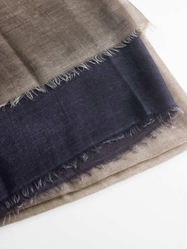 Cashmere scarf shop online: Avant Toi