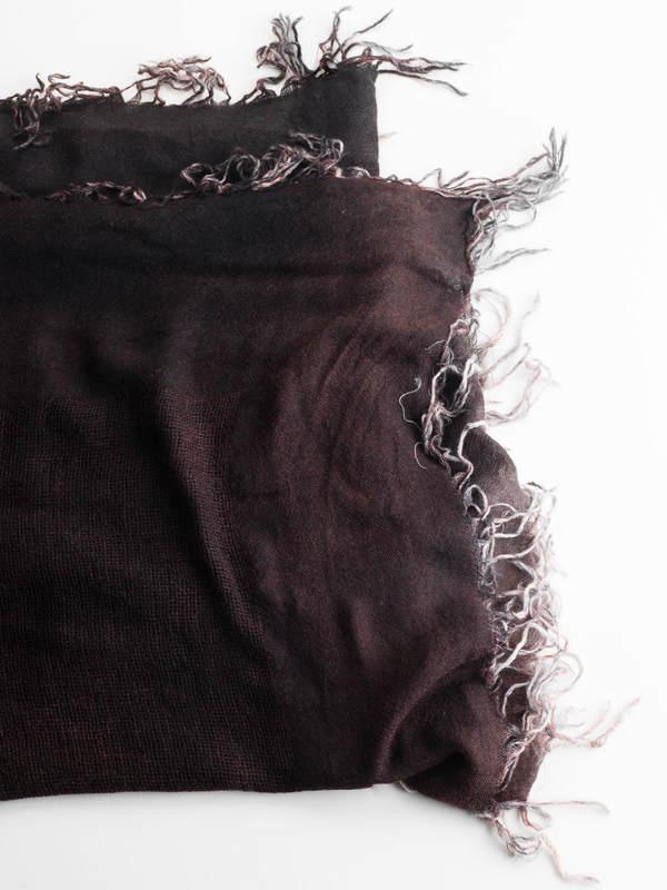 Cashmere scarf shop online: AVANT-TOI