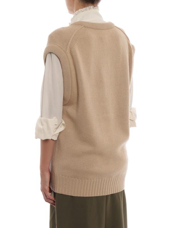 V-Pullover - Over shop online: CHLOE
