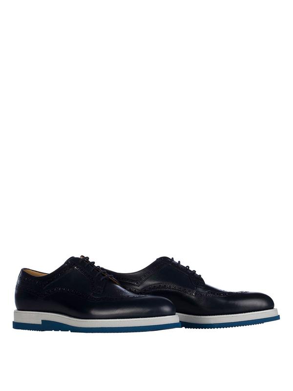 CESARE PACIOTTI: lace-ups shoes online - Mix brogues