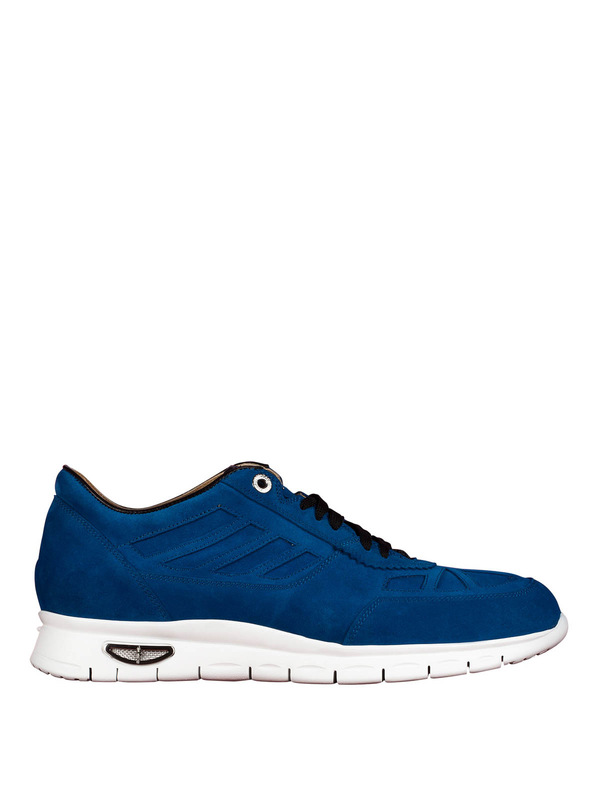 Cesare Paciotti: trainers - Plume sneakers