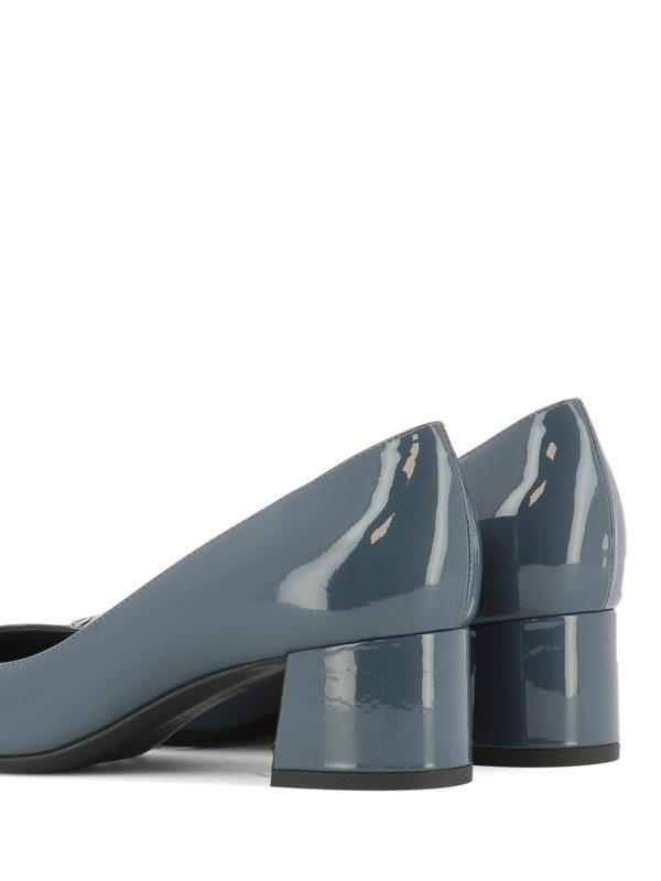 Pumps - Blau shop online: Bottega Veneta