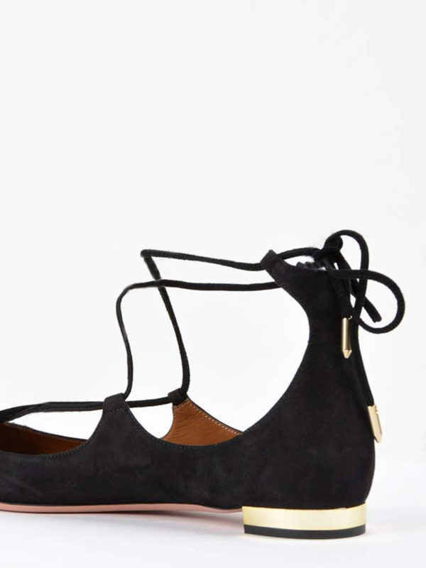 Ballerinas - Schwarz shop online: Aquazzura