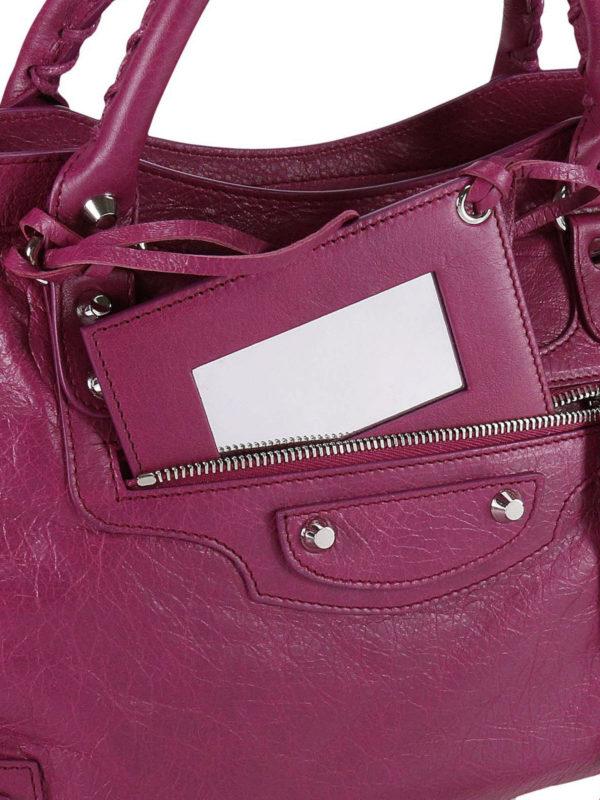 Shopper - Fuchsia shop online: BALENCIAGA