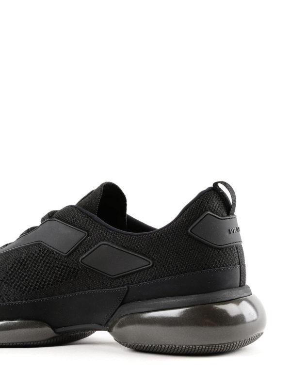 Sneaker - Schwarz shop online: PRADA