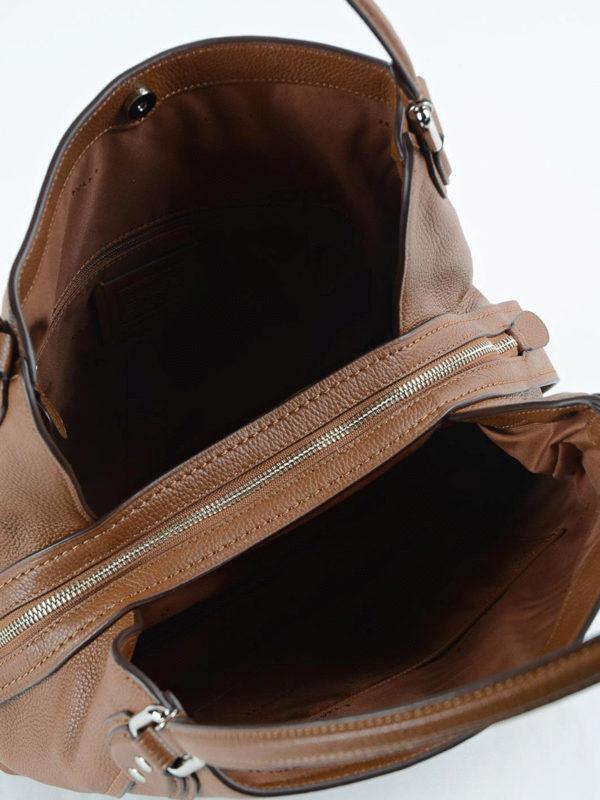 COACH buy online Schultertasche - Hellbraun