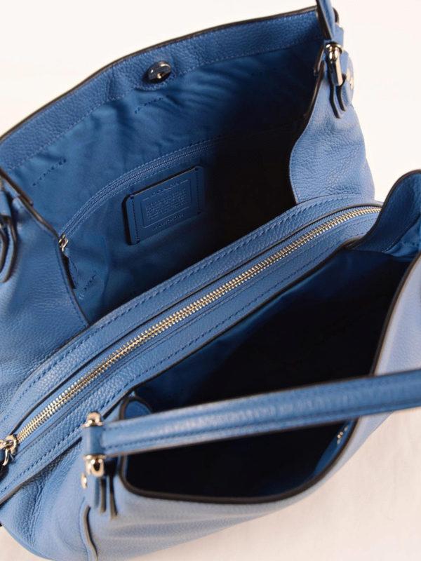 COACH buy online Schultertasche - Hellblau