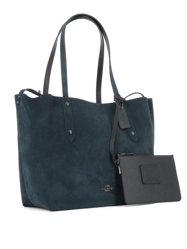 COACH: Handtaschen online - Shopper - Schwarz