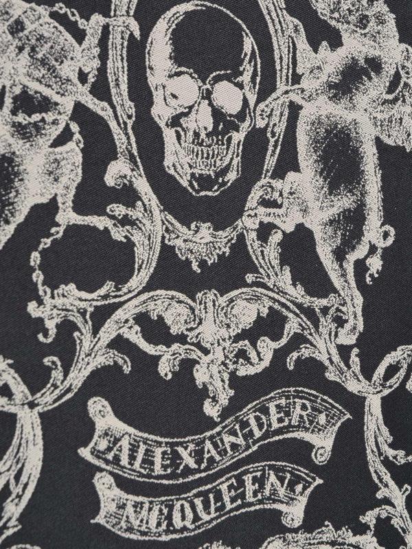 Rucksack - Gemustert shop online: Alexander Mcqueen