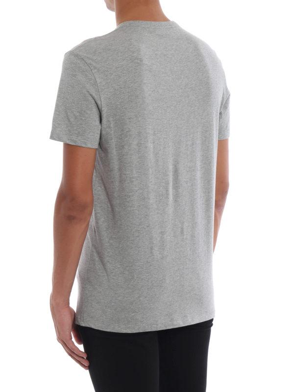 T-Shirt - Grau shop online: ALEXANDER MCQUEEN