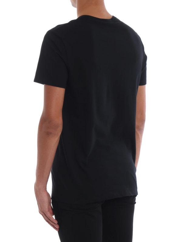 T-Shirt - Schwarz shop online: ALEXANDER MCQUEEN