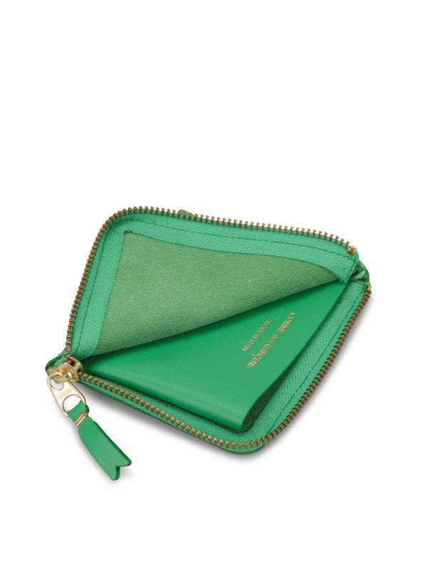 Comme Des Garcons buy online Leather purse