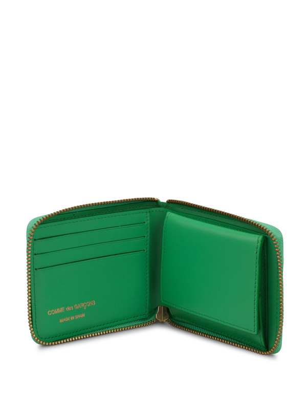 Comme Des Garcons buy online Zip around wallet