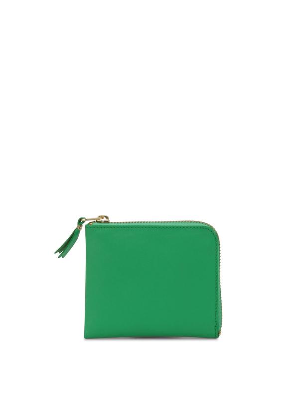 Comme Des Garcons: wallets & purses - Leather purse