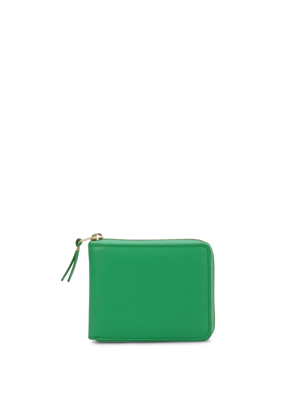 Comme Des Garcons: wallets & purses - Zip around wallet
