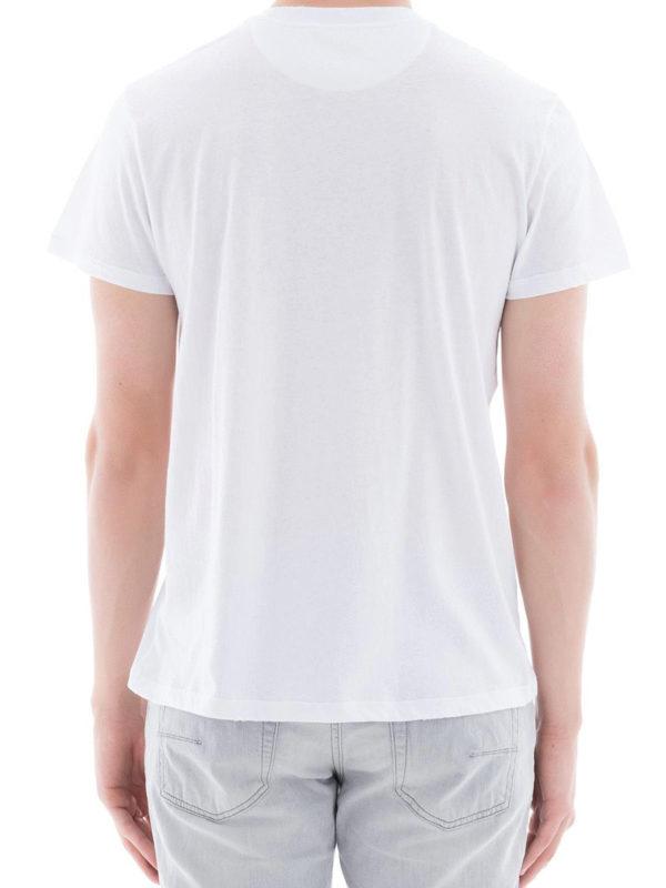 T-Shirt - Weiß shop online: VALENTINO