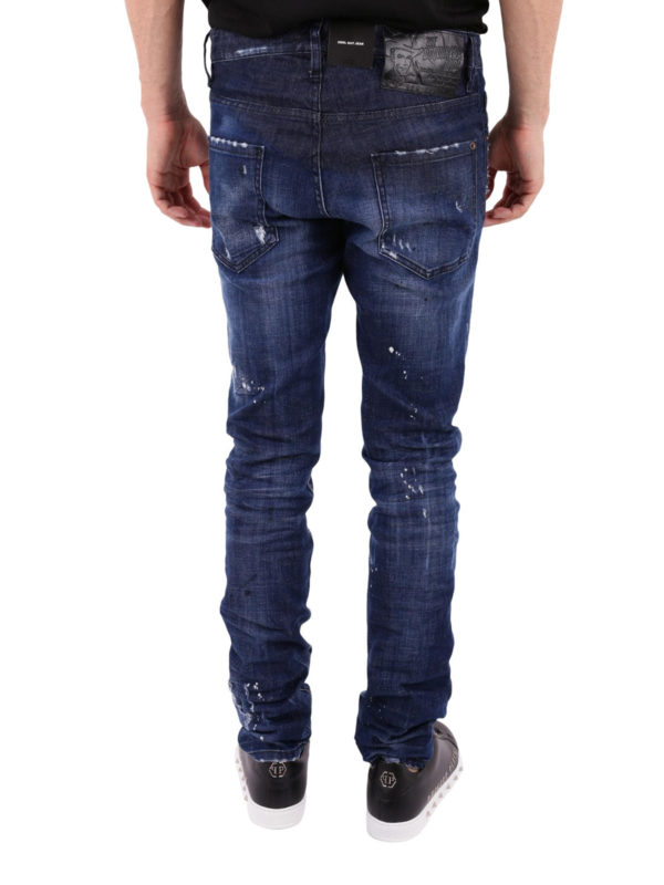 Cool Guy - Dunkles Jeansblau shop online: DSQUARED2