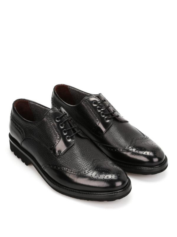 Corneliani: lace-ups shoes online - Identity derby shoes