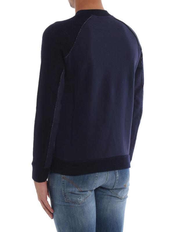 Sweatshirt - Dunkelblau shop online: DONDUP