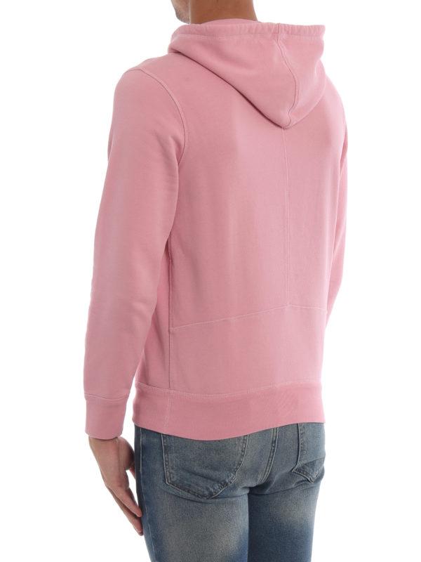 Sweatshirt - Pink shop online: ALEXANDER MCQUEEN
