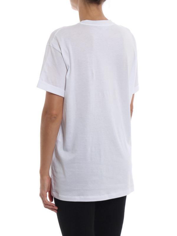 T-Shirt - Weiß shop online: STELLA McCARTNEY