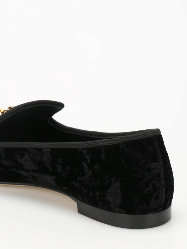 Slippers - Schwarz shop online: GIUSEPPE ZANOTTI