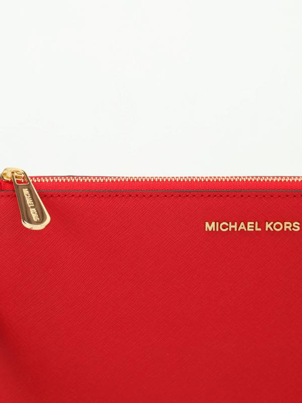 Clutch - Rot shop online: Michael Kors