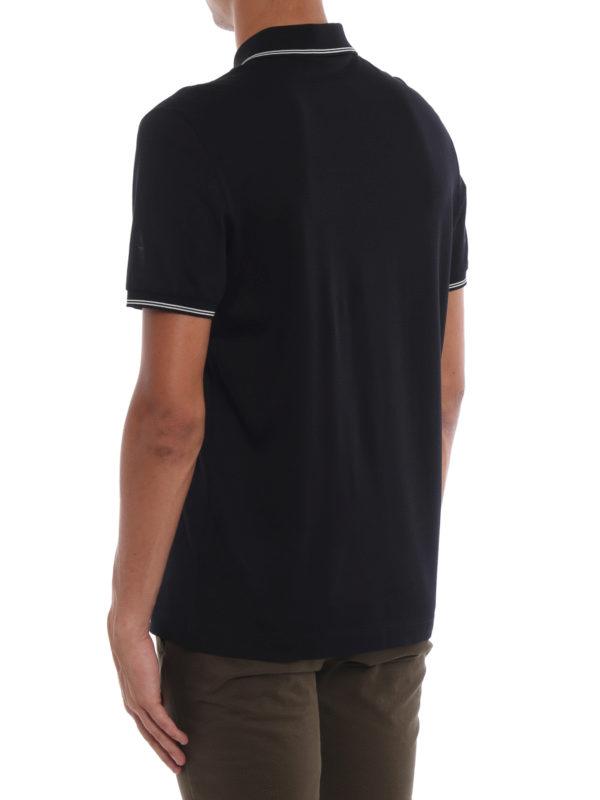 Poloshirt - Dunkelblau shop online: SALVATORE FERRAGAMO