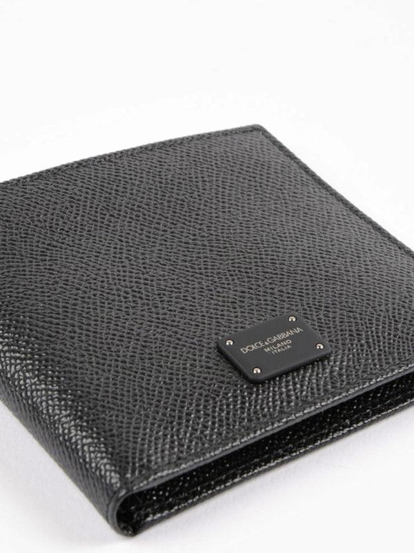 Portemonnaie - Einfarbig shop online: Dolce & Gabbana