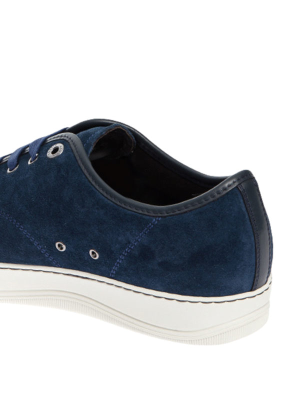 Sneaker - Blau shop online: Lanvin